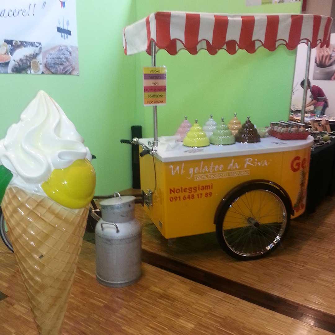 carrettino dei gelati canton ticino riva san vitale gelato artigianale
