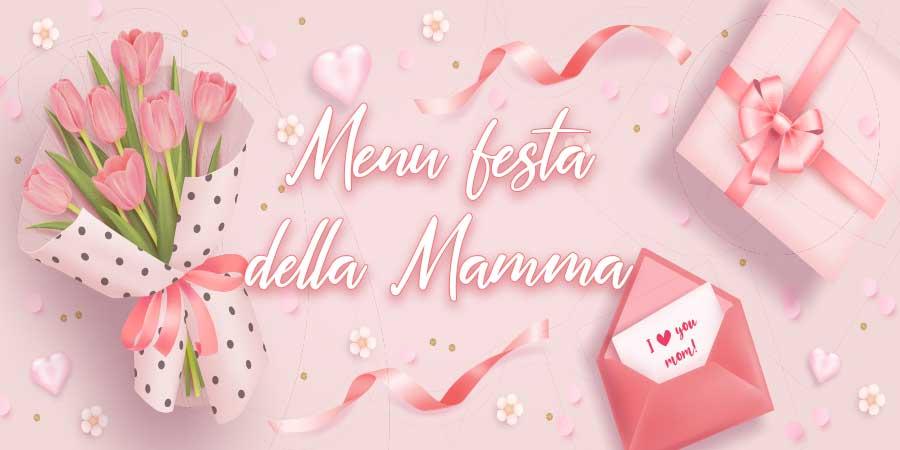 Caffè sociale Menu festa della mamma 2021